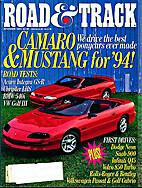 Road & Track 1993-11 (November 1993) Vol. 45…