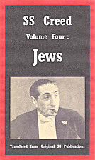 Jews (Schutzstaffel: SS Creed, 620-04) by…