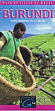 Burundi by IGN (Institut Geographique…