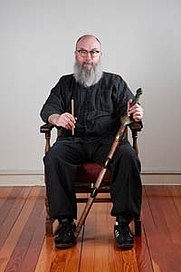 Author photo. Ray Hayward