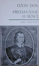 Predavanja o senci by John Donne