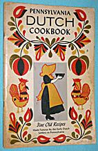 Pennsylvania Dutch Cookbook