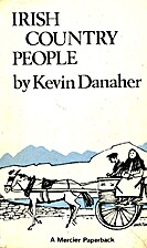 Irish Country People by Kevin Danaher
