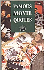Famous Movie Quotes by Alan Lane