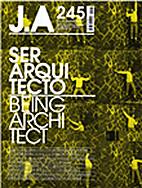 JA 245 - Ser Arquiteto by Fernando…