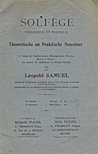 Solfège théorique et pratique.…