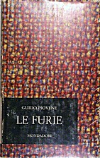 Le furie by Guido Piovene