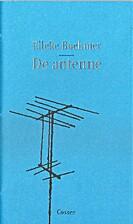 De antenne by Elleke Boehmer