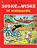 De windmakers by Willy Vandersteen