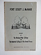 Fort Lesley J. McNair, Home of the National…
