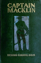 Captain Macklin: His Memoirs by Richard…