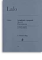 Violin Sonata, Op.12 by Edouard Lalo