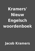 Kramers' Nieuw Engelsch woordenboek by…