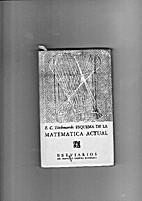 Esquema de la matematica Actual by E. C.…
