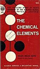 The chemical elements by Helen Miles Davis