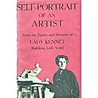 Self-Portrait of an Artist. From the diaries…