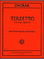 Terzetto in C major, op. 74, for 2 violins…