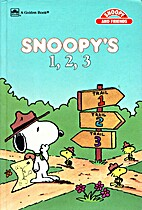 Snoopy's 1, 2, 3 by Charles M. Schulz
