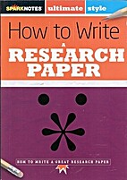 How to Write a Research Paper by Emma…