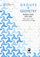 Periodic and Transitive Tilings: Unit GE2…