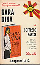 Cara Cina by Goffredo Parise