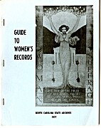 A Selective Guide to Women-Related Records…