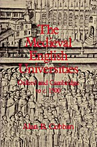 The medieval English universities : Oxford…