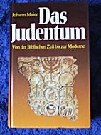 Das Judentum. Von der biblischen Zeit bis…