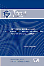 Return of the Balkans: Challenges to…