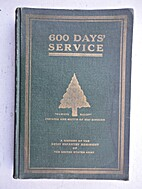 600 days' service; a history of the 361st…