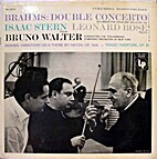 BRAHMS:Double Concerto In A Minor For Violin…