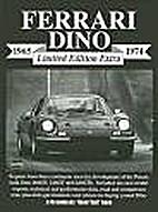 Ferrari Dino 1965-1974 by R.M. Clarke