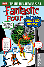 Fantastic Four [1961] #5 by Stan Lee