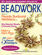 Beadwork, June/July 2008 Issue by Editors of…