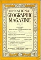 National Geographic Magazine 1929 v55 #6…