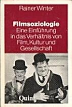 Filmsoziologie. Eine Einführung in das…