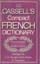 Cassell's Compact French-English…