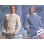 XL Rated Sweaters, Book No 275 by Coats &…