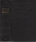 Saint Joseph Daily Missal by Hugo H Hoever