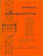 Annales Aequatoria 8 (1987)