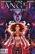 Angel: After The Fall #9 by Joss Whedon