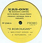 5 boroughs by KRS-One