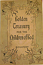 Golden Treasury For The Children Of God by…