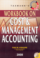 WORKBOOK ON COST & MANAGEMENT ACCOUNTING by…