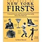 The book of New York firsts by Henry 	…