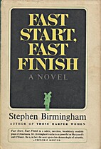 Fast start, fast finish by Stephen…
