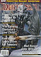 Dungeon Magazine #87 Forgotten Realms by…