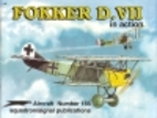 Fokker D.VII in Action - Aircraft No. 166 by…