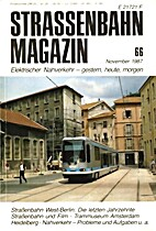 Strassenbahn Magazin n°66 by Martin Pabst