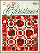 Quilted for Christmas III by Ursula Reikes